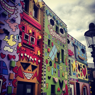 Rizzi Haus, Brunswick, Germany