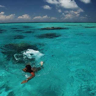Rangiroa, Tuamotus Islands, French Polynesia