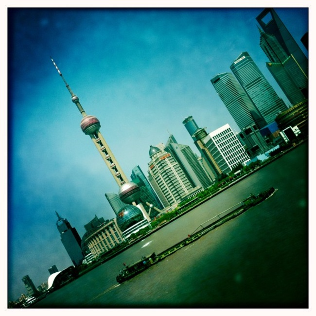 The Bund, Shanghai, China