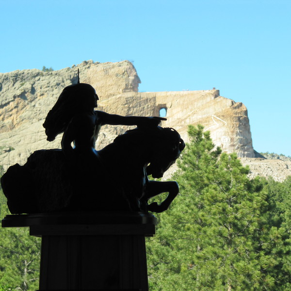 Crazy Horse Memorial, Black Hills National Forest, Custer, SD 57730, Custer, South Dakota
