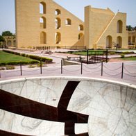 Jantar Mantar Astronomical Observatory, Jaipur, India