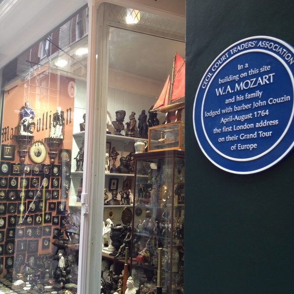 Blue Plaque Hunting in London
