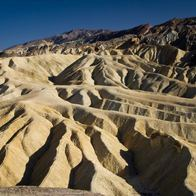 Zabriskie Point, DEATH VALLEY, California