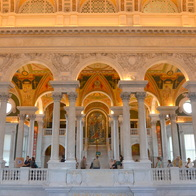Library of Congress, Washington, District of Columbia