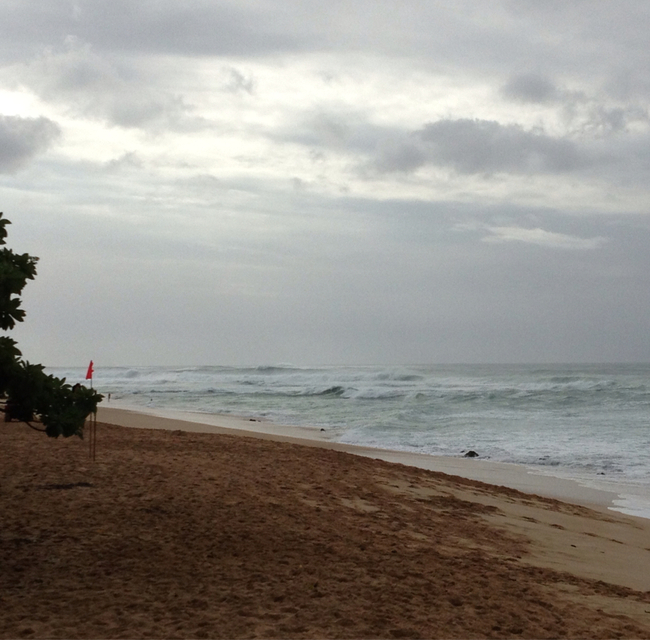 Sunset Beach Park, Haleiwa, Hawaii