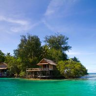 Oravae Cottage, Solomon Islands, Gizo, Solomon Islands