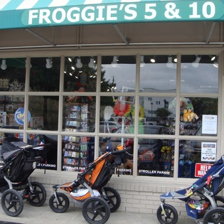 Froggie's 5 & 10, Dallas, Texas