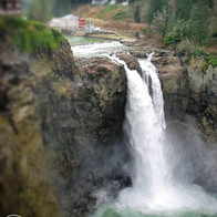 Snoqualmie Falls, Fall City, Washington