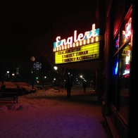 The Englert Theatre, Iowa City, Iowa