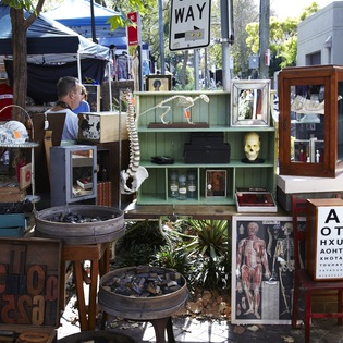 Surry Hills Markets, Surry Hills, Australia