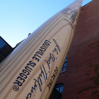 Louisville Slugger Museum & Factory, Louisville, Kentucky