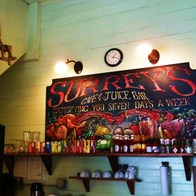 Surrey's Cafe and Juice Bar: 1418 Magazine St, New Orleans, Louisiana
