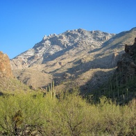 Ventana Canyon, Tucson, Arizona
