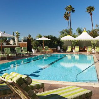 Four Seasons Hotel Los Angeles At Beverly Hills, Los Angeles, California