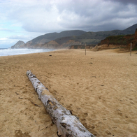 Montara State Beach, Half Moon Bay, California