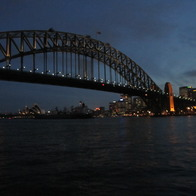 Sydney Harbor, Dawes Point, Australia