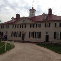 Mount Vernon Mansion, Alexandria, Virginia