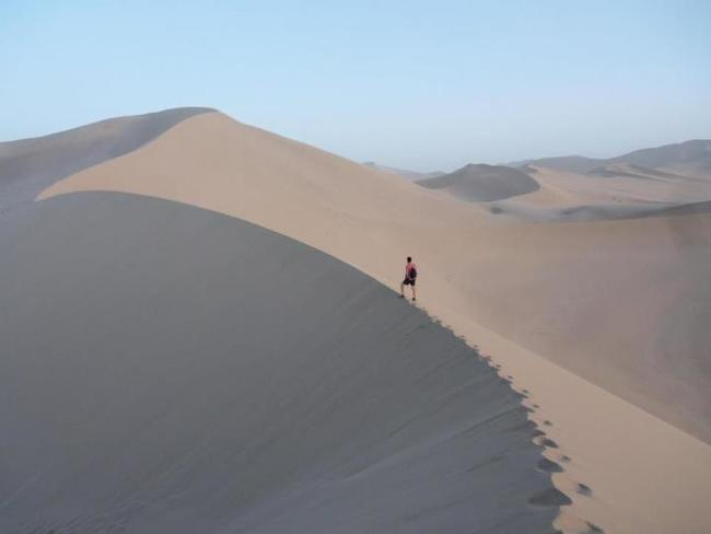 Singing Sands, Jiuquan, China