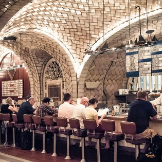 Grand Central Oyster Bar, New York, New York