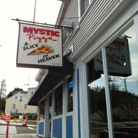 Mystic Pizza, Groton, Connecticut
