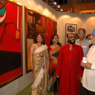 Art Alive Gallery, Gurgaon, India