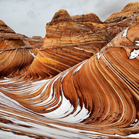 Paria Canyon-Vermilion Cliffs Wilderness, Marble Canyon, Arizona