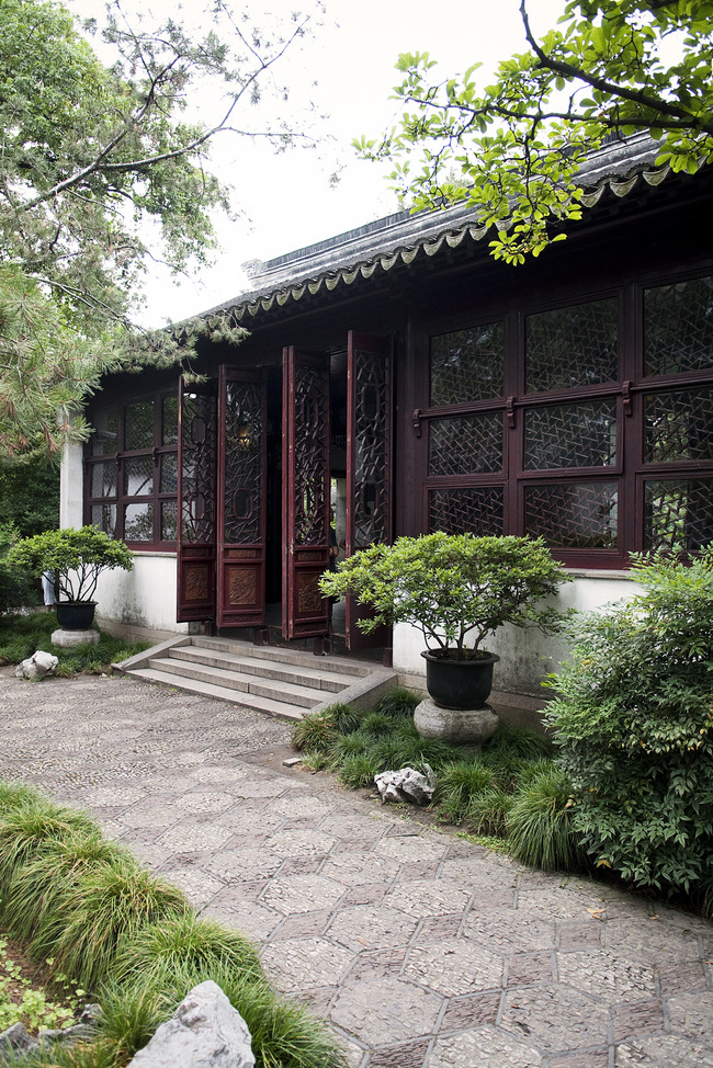 The Humble Administrator's Garden (South Gate), Suzhou, China
