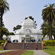 Conservatory of Flowers, San Francisco, California