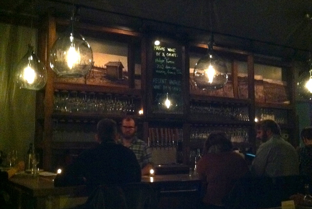 Telegraph Wine Bar, Chicago, Illinois