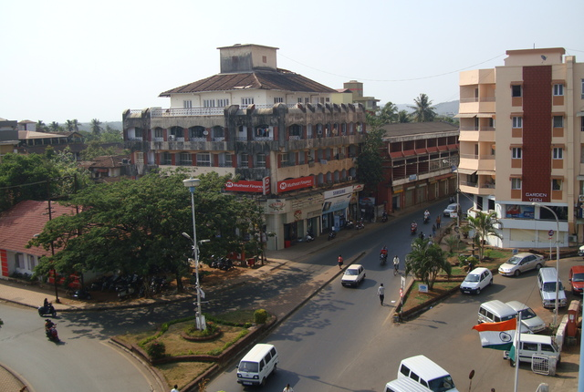 Padre Miranda Road, Margao, Goa, India, Margao, India