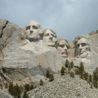 Mt Rushmore, Rapid City, South Dakota