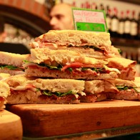 All'Antico Vinaio, Florence, Italy