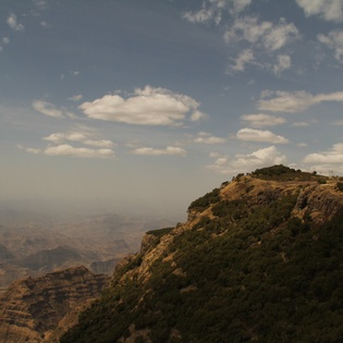 Simien mountains, North Gondar, Ethiopia