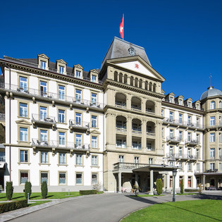 Lindner Grand Hotel Beau Rivage, Interlaken, Switzerland