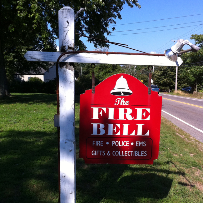 The Fire Bell, Dennis, Massachusetts