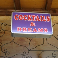 Cocktails and Dreams Bar, Bled, Slovenia