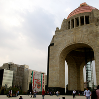 Monument to the Revolution, Mexico City, Mexico