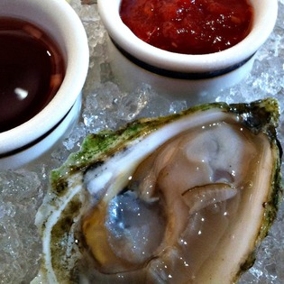 Eventide Oyster Co., Portland, Maine