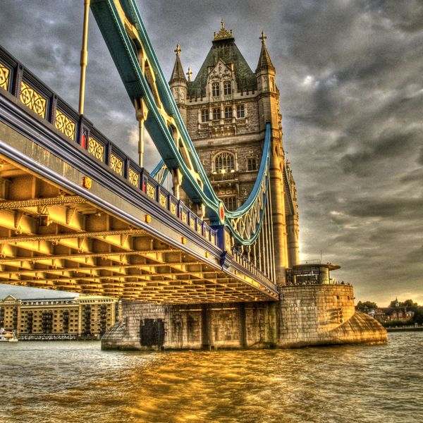 Tower Bridge Exhibition, London, United Kingdom