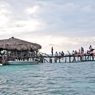 Pelican Bar, St Elizabeth Parish, Jamaica