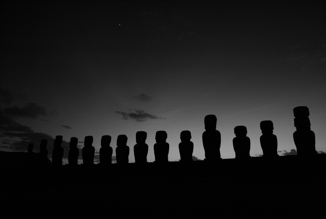 Rapa Nui National Park, Isla de Pascua, Chile