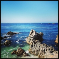 Lovers Point Park, Pacific Grove, California