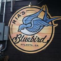Ria's Bluebird, Atlanta, Georgia