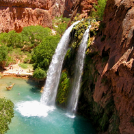 Havasupai Lodge, Supai, Arizona