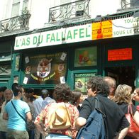 L'As Du Fallafel, Paris, France