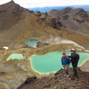 Tongariro National Park, Tongariro National Park, New Zealand