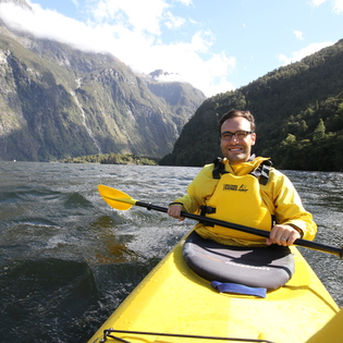 Roscos Milford Sound Sea Kayaks, Te Anau, New Zealand