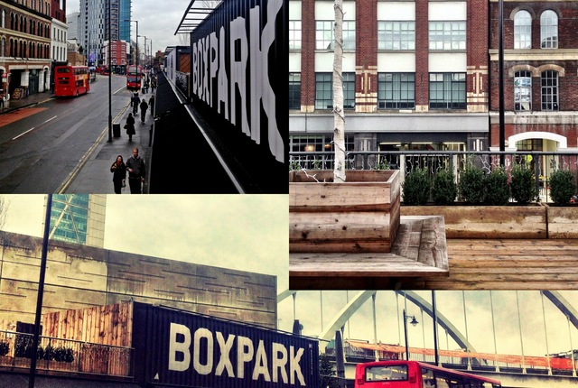 BOXPARK SHOREDITCH, London, United Kingdom