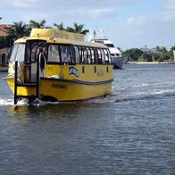 Water Taxi , Hollywood, Florida