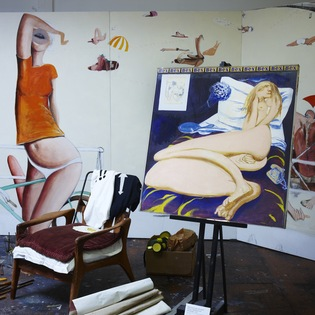 Brett Whiteley Studio, Surry Hills, Australia